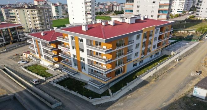 Samsun'da uygun fiyata satılık daireler