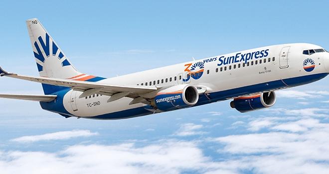 SunExpress Uçak İçi İkram Servisini Yeniledi