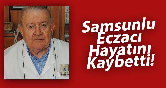 Eczacı Turgut Dikici Hayatını Kaybetti..!