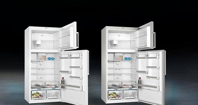Siemens'in Yeni XL ve XXL Buzdolapları İle Soğuk İçeceklerinizin Buzu ve Yeri Hazır