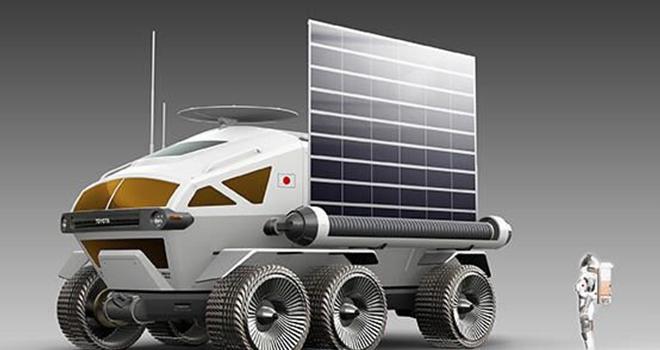 Bridgestone, Ayda Yolculuk için Lastik Geliştirecek