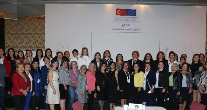 Türkiye'nin Kadın Girişimci Dernekleri Kadınlar Gününde tek ses oldu!