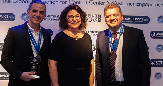 Anadolu Sigorta'ya En İyi Müşteri Hizmetleri Ödülü