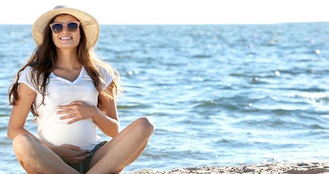 Sağlıklı Bir Hamilelik İçin Su Tüketimi ve Egzersiz İhmal Edilmemeli