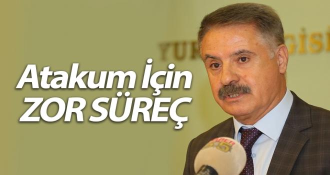 Atakum Belediye Başkanı Cemil Deveci,